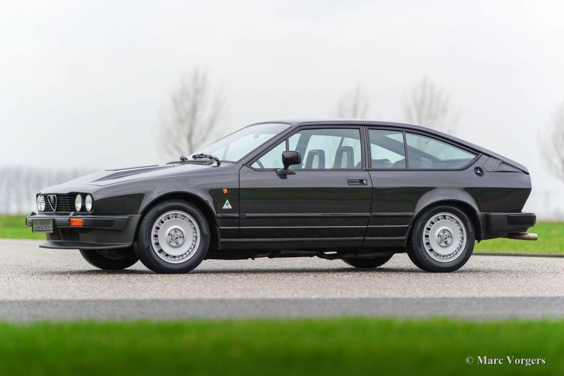 Alfa Romeo Alfetta Gtv A B F