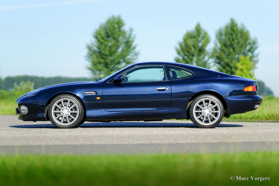 aston martin db7 vantage, 2002 - welcome to classicargarage