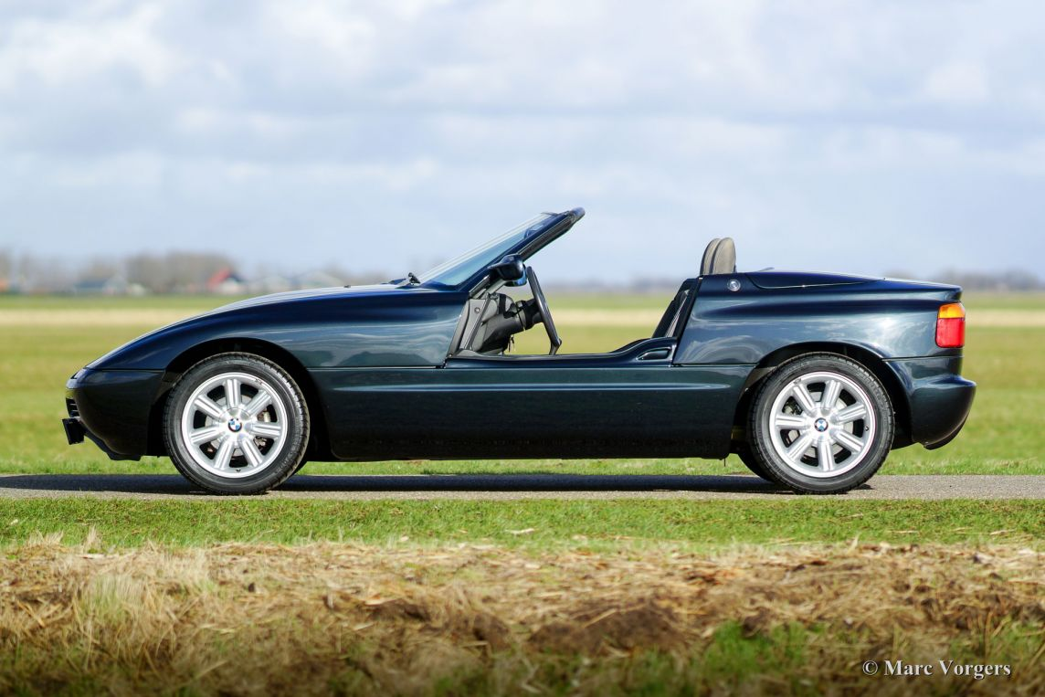 Bmw Z1 1989 Welcome To Classicargarage