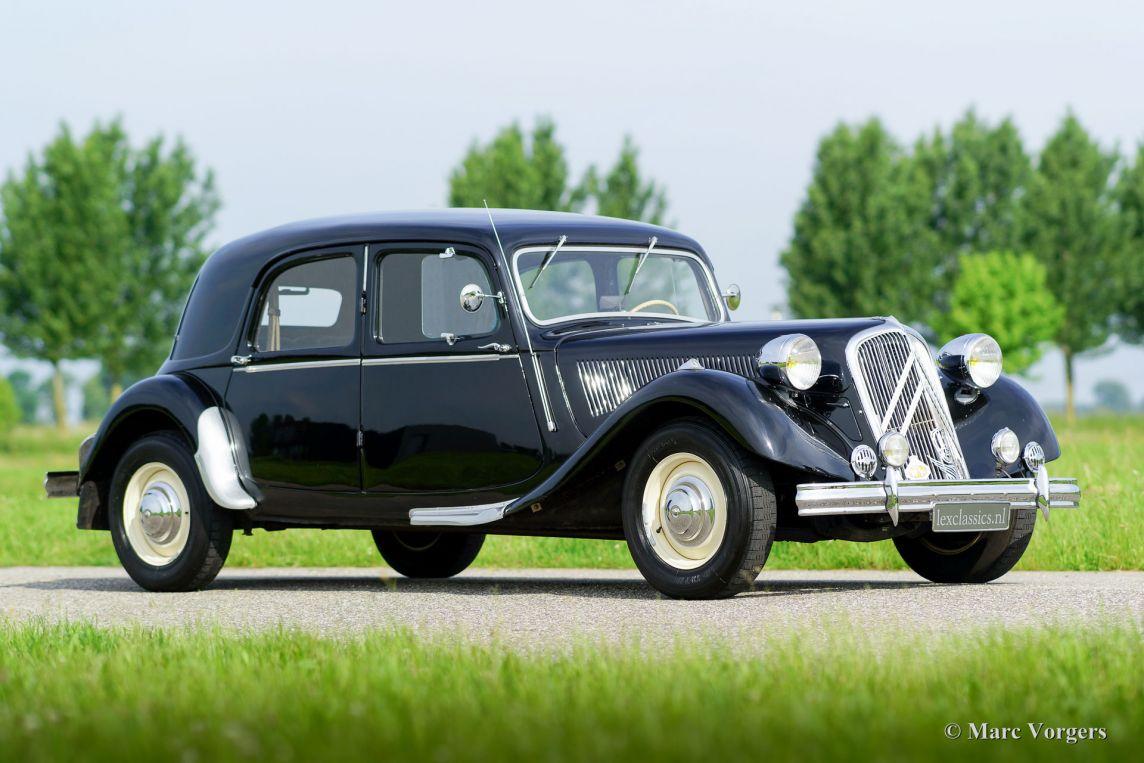 Route 31 Auto Sales >> Citroën 15-SIX 'Traction Avant', 1951 - Classicargarage - DE