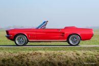 Ford Mustang 289 convertible, 1967