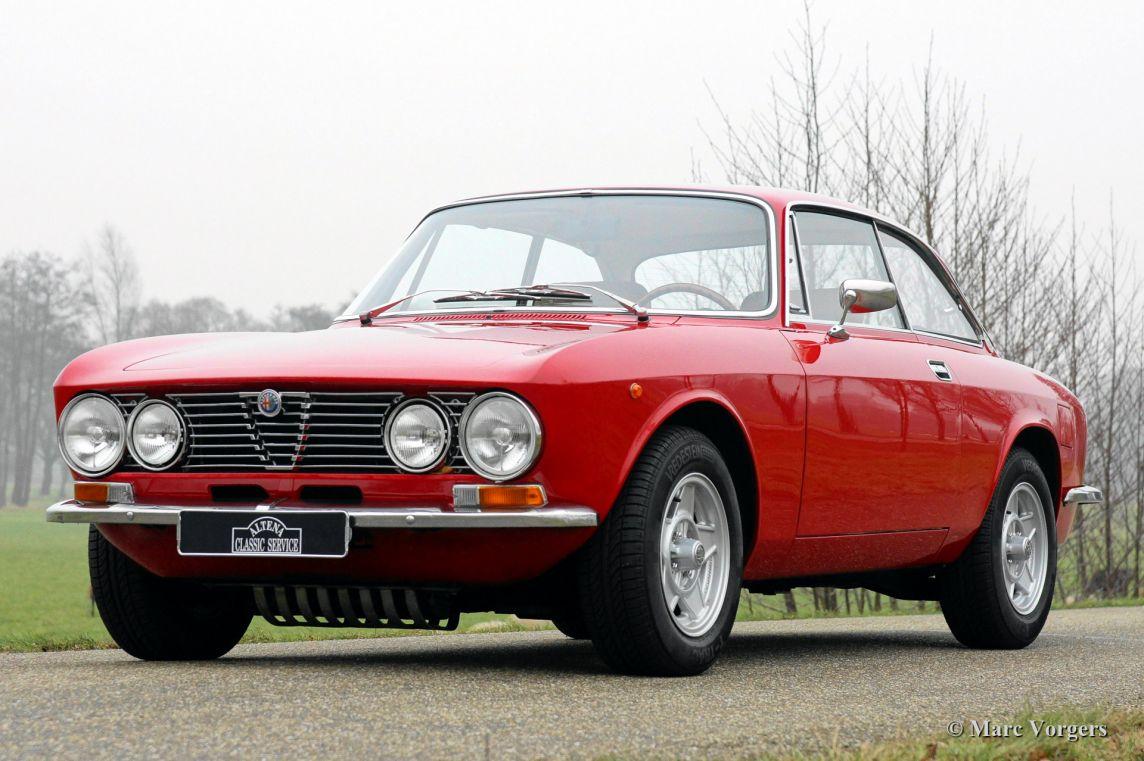 Alfa Romeo Giulia GT 1600 Junior, 1974 - Welcome to ...