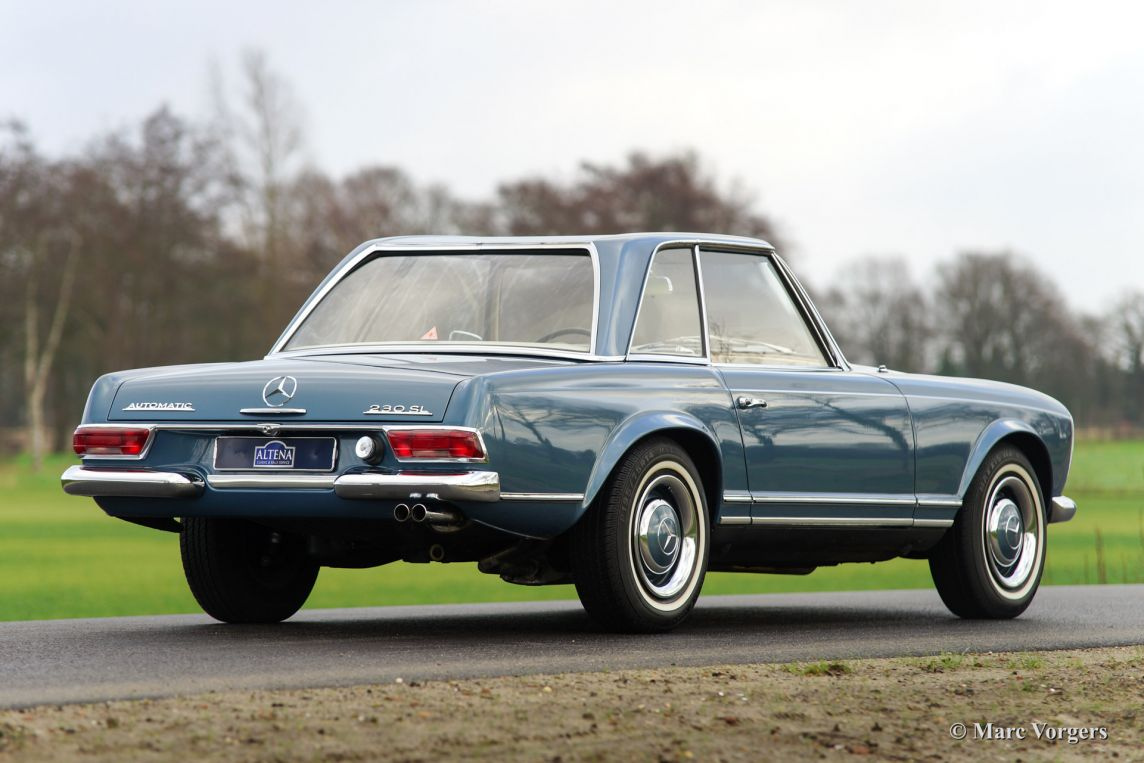 Mercedes benz 230 sl 39 pagode 39 1964 welcome to for Mercedes benz sl 230