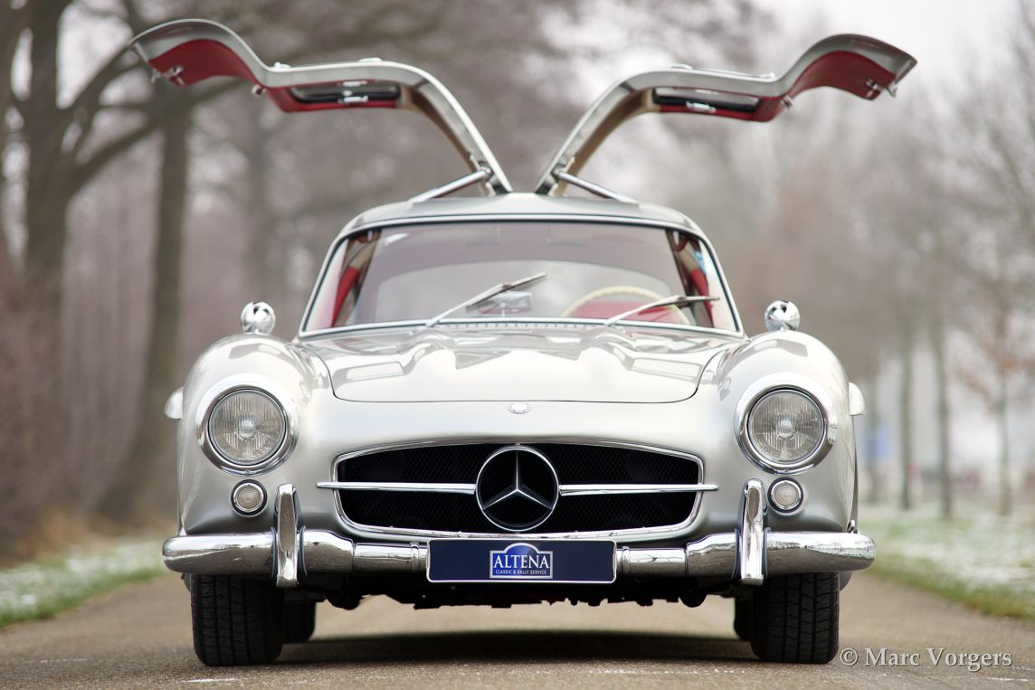 mercedes benz 300 sl 39 gullwing 39 1956 welcome to classicargarage. Black Bedroom Furniture Sets. Home Design Ideas