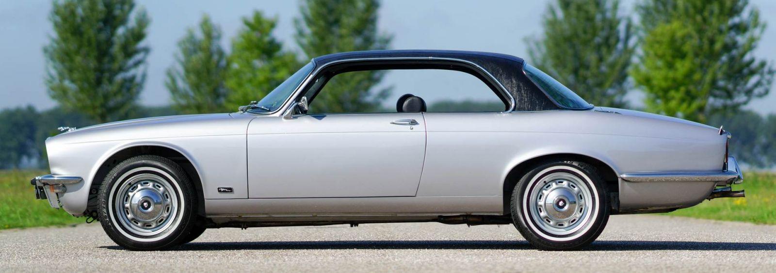 Jaguar XJ6 Coupe, 1976