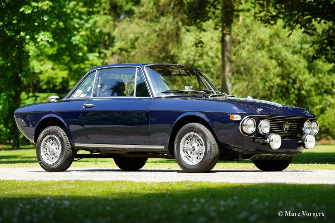 Lancia Fulvia 1 3 Coupe 1967 Welcome To Classicargarage