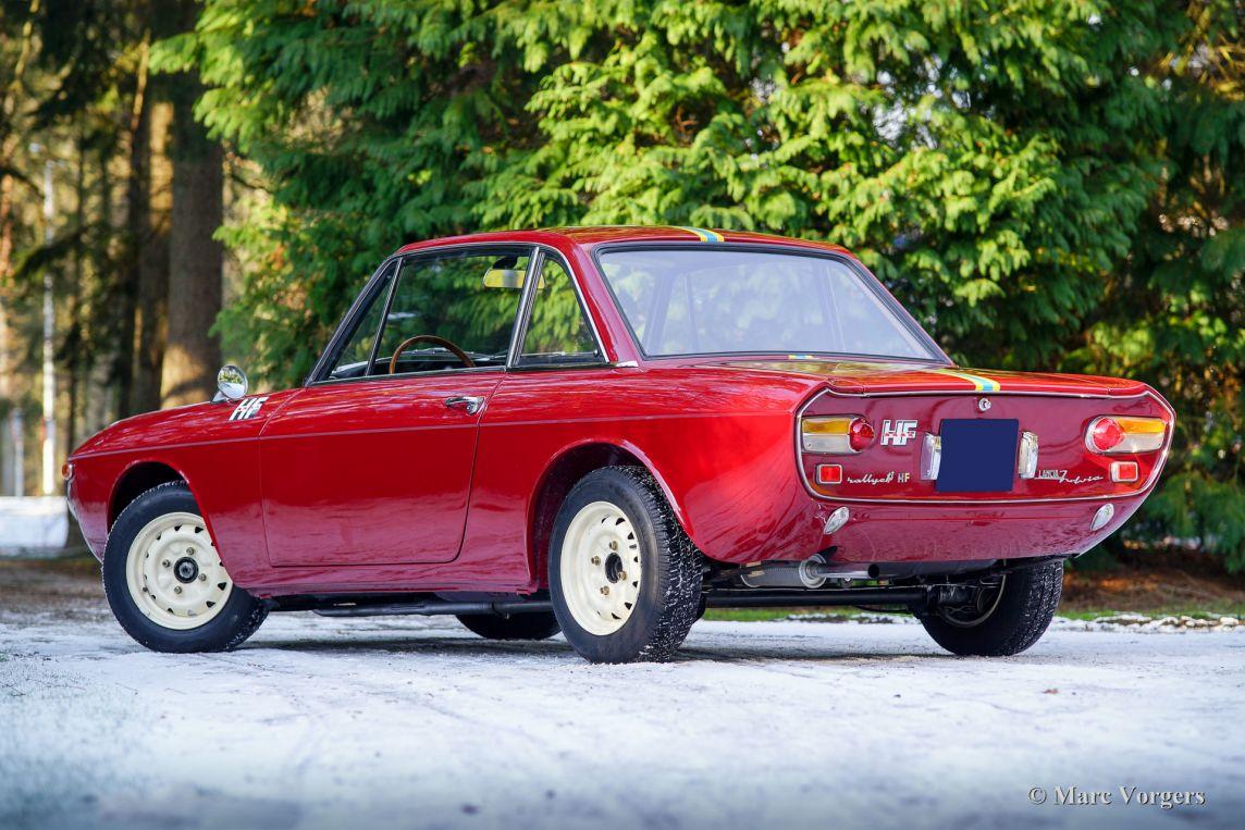 Lancia Fulvia 1.3 HF coupe, 1968 - Welcome to ClassiCarGarage
