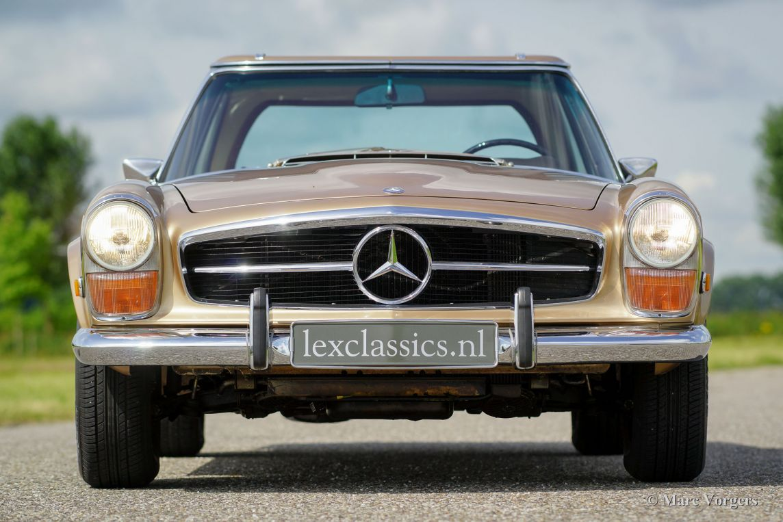 mercedes benz 280 sl pagode 1969 welcome to. Black Bedroom Furniture Sets. Home Design Ideas