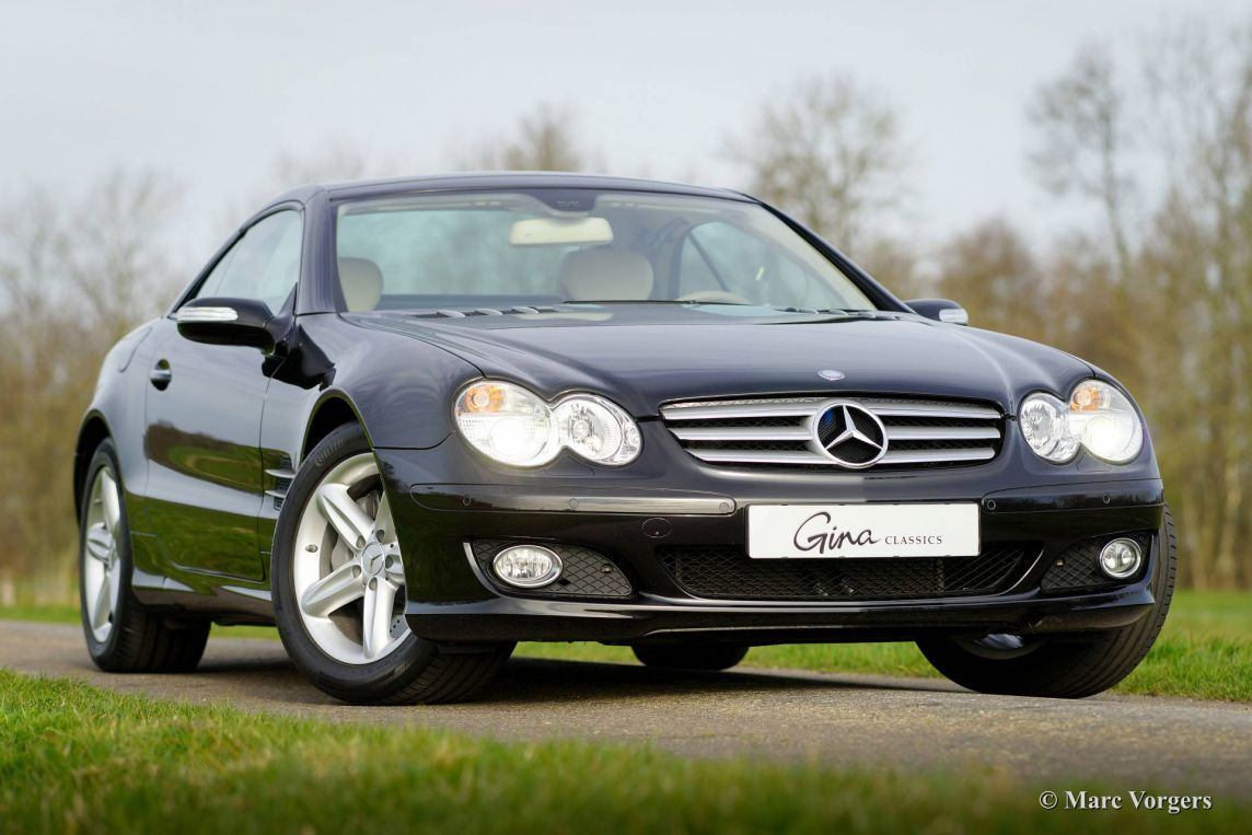 Mercedes benz 500 sl 2007 welcome to classicargarage for Mercedes benz sl