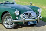 MG MGA 1500 roadster, 1957