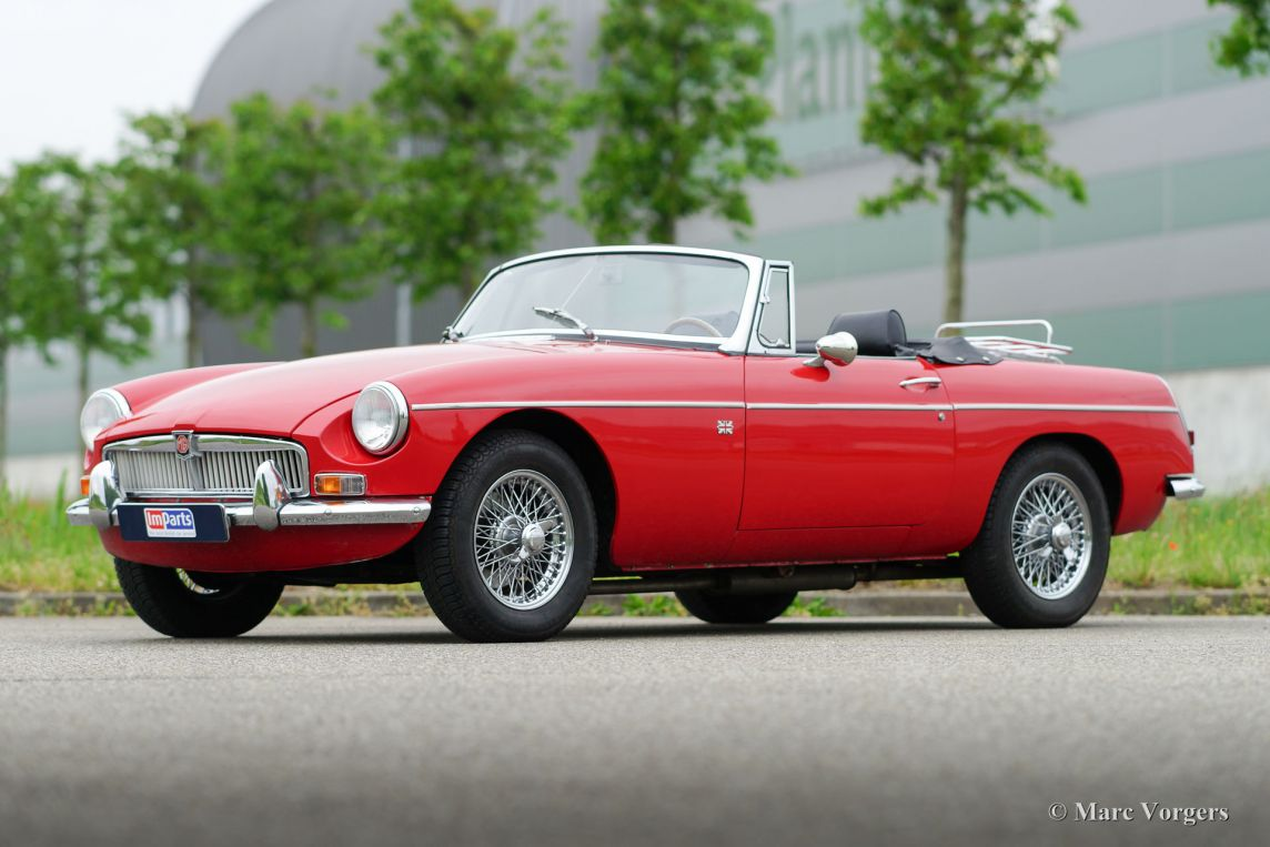 Mg Mgb Roadster 1970 Welcome To Classicargarage