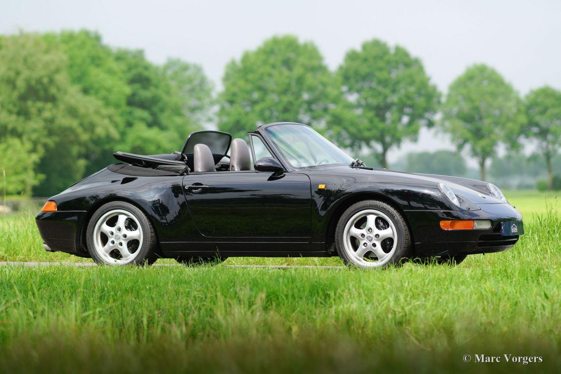 porsche 911 993 carrera cabrio 1995 welcome to classicargarage. Black Bedroom Furniture Sets. Home Design Ideas