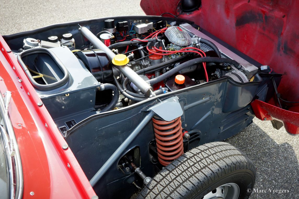 Facet Fuel Pump >> Saab Sonett 2 V4, 1968 - Welcome to ClassiCarGarage