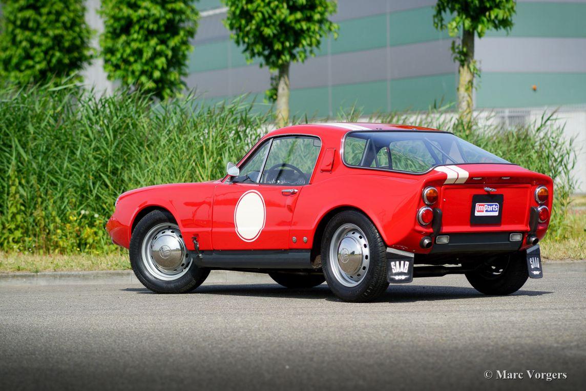 Saab For Sale >> Saab Sonett 2 V4, 1968 - Welcome to ClassiCarGarage