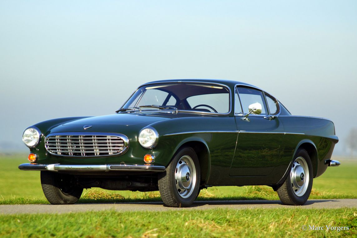 Volvo 1800 S, 1967 - Welcome to ClassiCarGarage