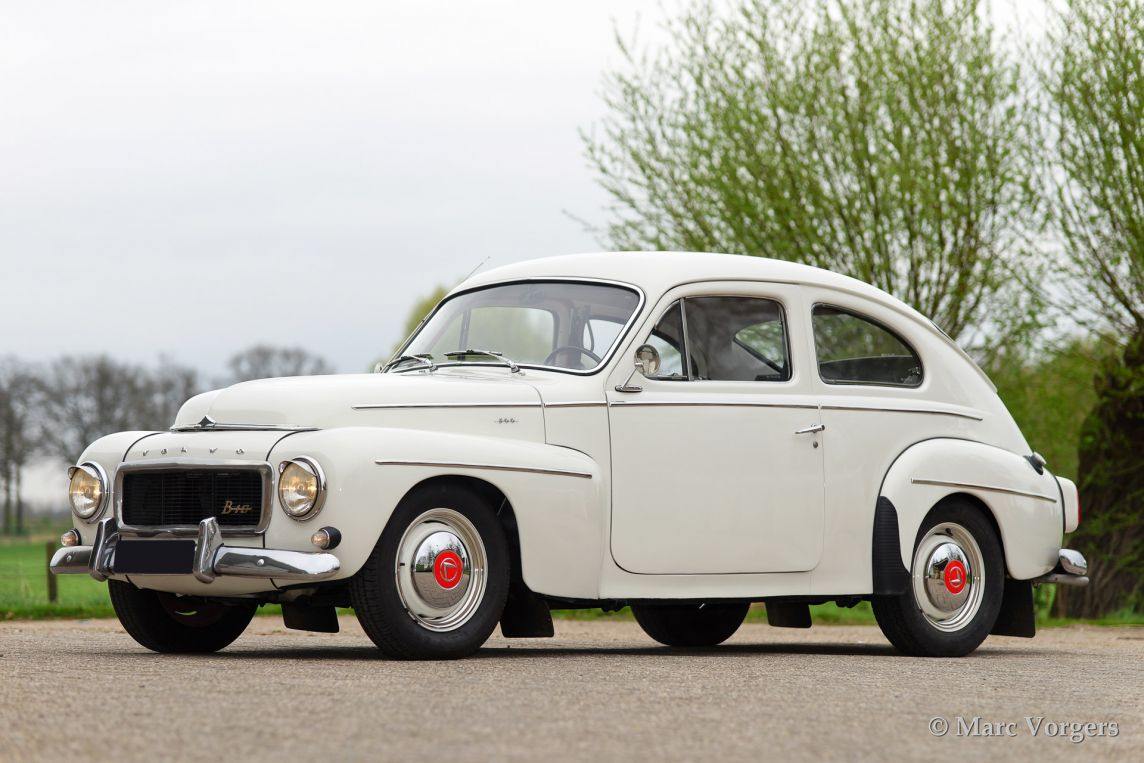 Volvo PV 544, 1962 - Welcome to CliCarGarage