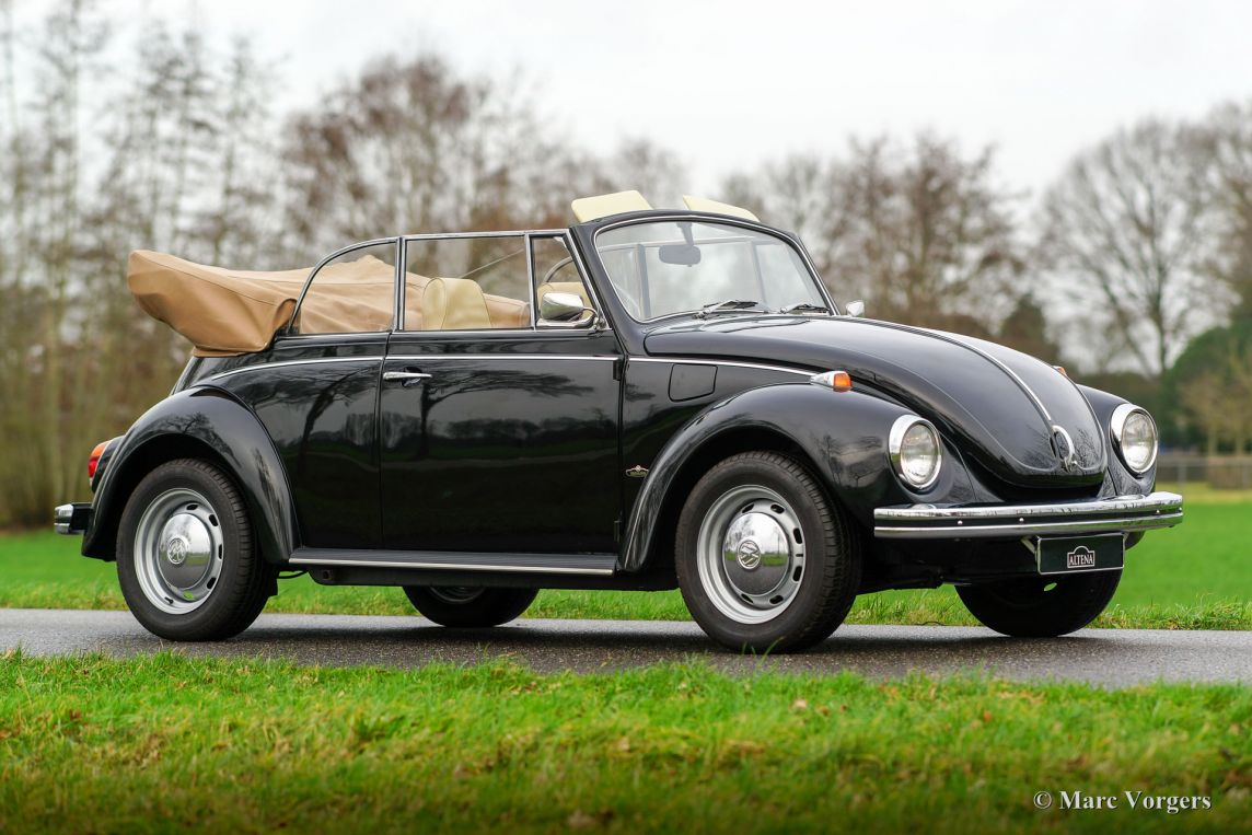 Vw Beetle Cabrio >> VW 'Beetle' 1302 LS cabriolet, 1971 - Welcome to ClassiCarGarage