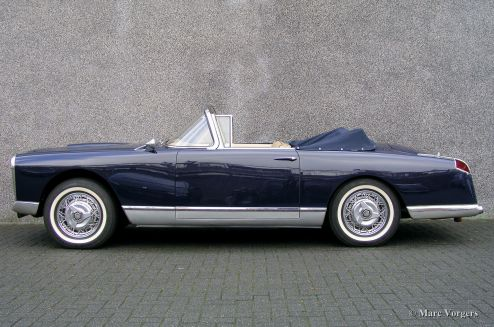 Facel Vega FV2B convertible, 1956
