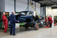 Facel Vega FV3B, 1958 restoration