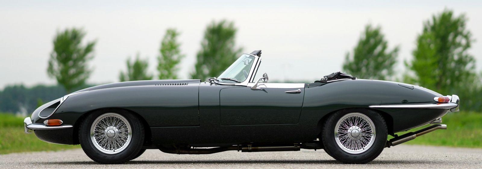 Jaguar E Type 4.2 Litre OTS, 1969