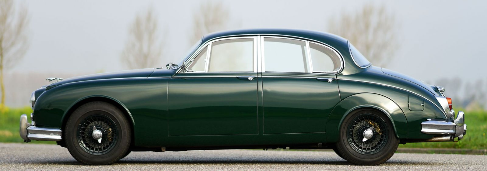 Jaguar Mk II 3.8 Litre, 1961 - Welcome to ClassiCarGarage