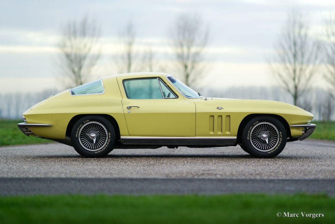 Chevrolet Corvette For Sale >> Chevrolet Corvette C2, 1966 - Welcome to ClassiCarGarage