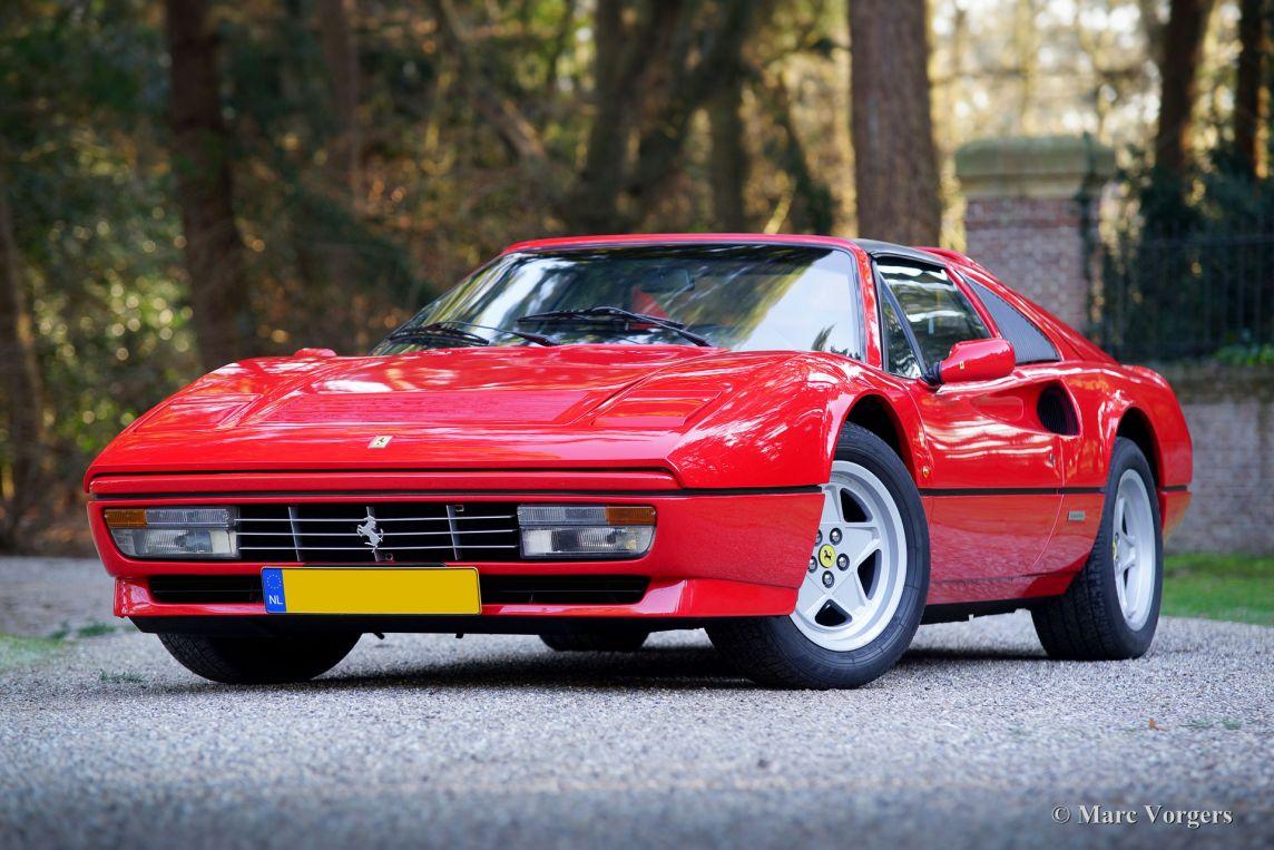 Car Sales Garages >> Ferrari 328 GTS, 1985 - Welcome to ClassiCarGarage
