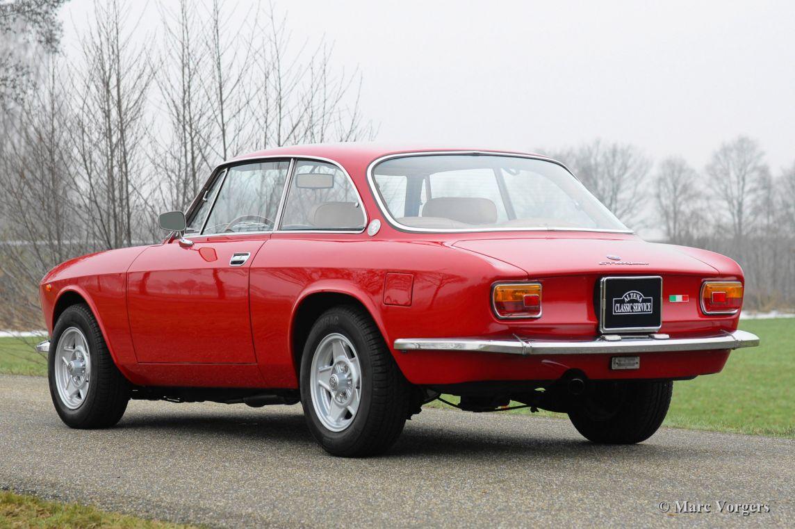 Alfa romeo giulia gt 1600 junior 1974 welcome to for Garage alfa romeo villeneuve d ascq