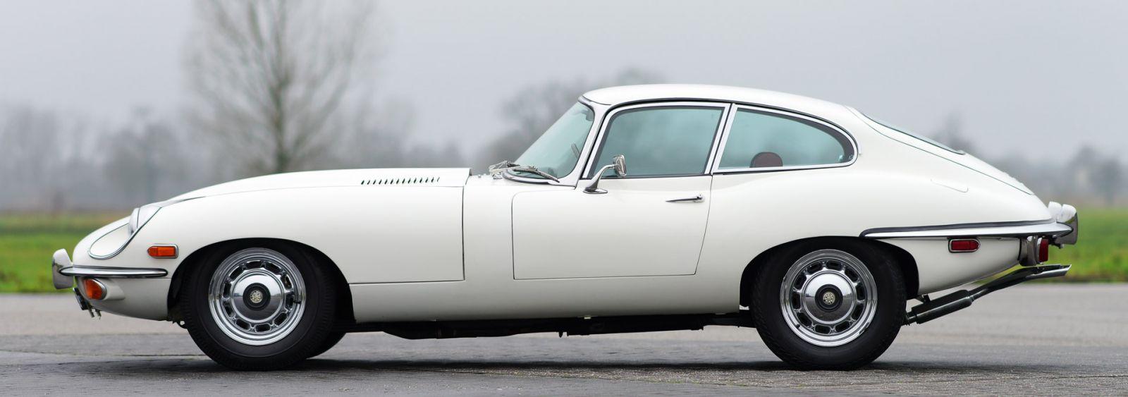 Jaguar E Type 4.2 Litre FHC S2, 1969