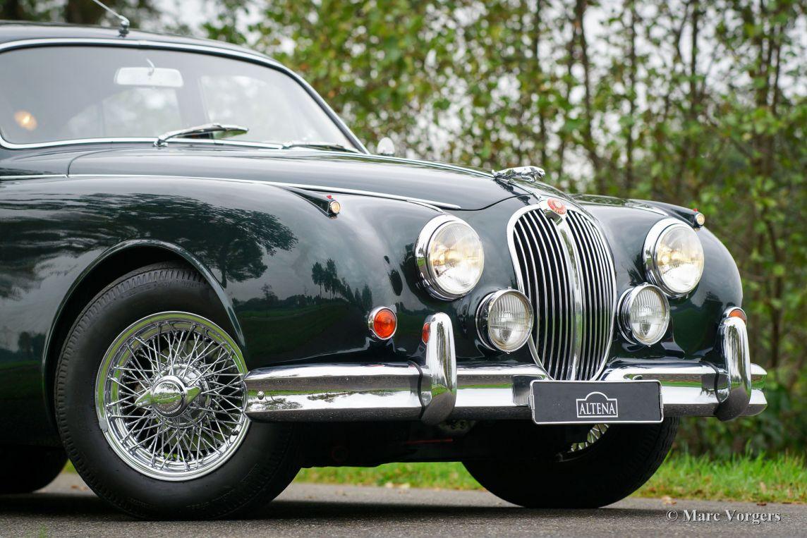 Jaguar MK II 3.4 Litre, 1966 - Welcome to ClassiCarGarage