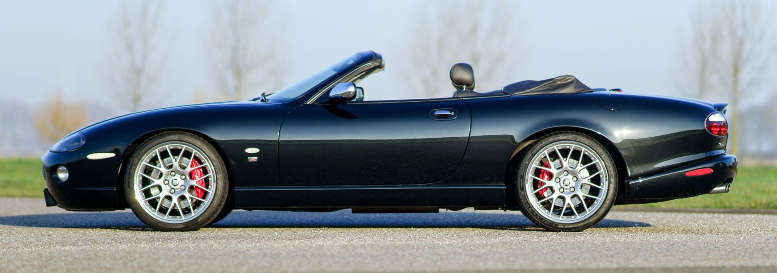 Jaguar XKR 4.2 S Convertible, 2005