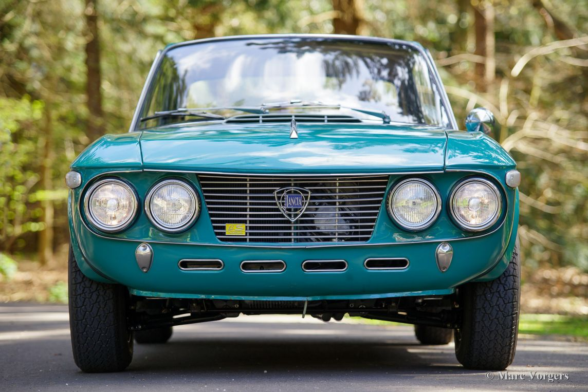Lancia Fulvia 1.3S Rallye coupe, 1969 - Welcome to ...