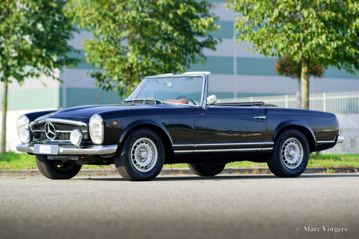 mercedes benz 230 sl pagode 1964 welcome to classicargarage. Black Bedroom Furniture Sets. Home Design Ideas