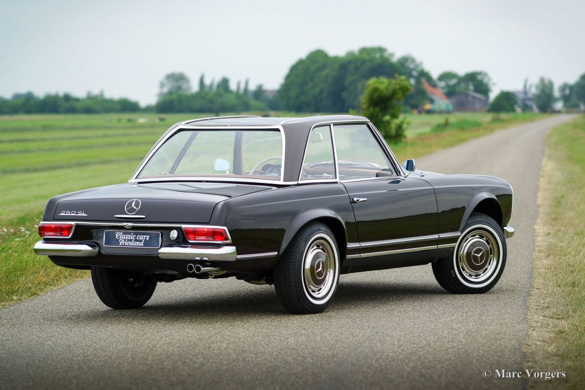 Mercedes benz 250 sl pagode 1969 welcome to for Mercedes benz address