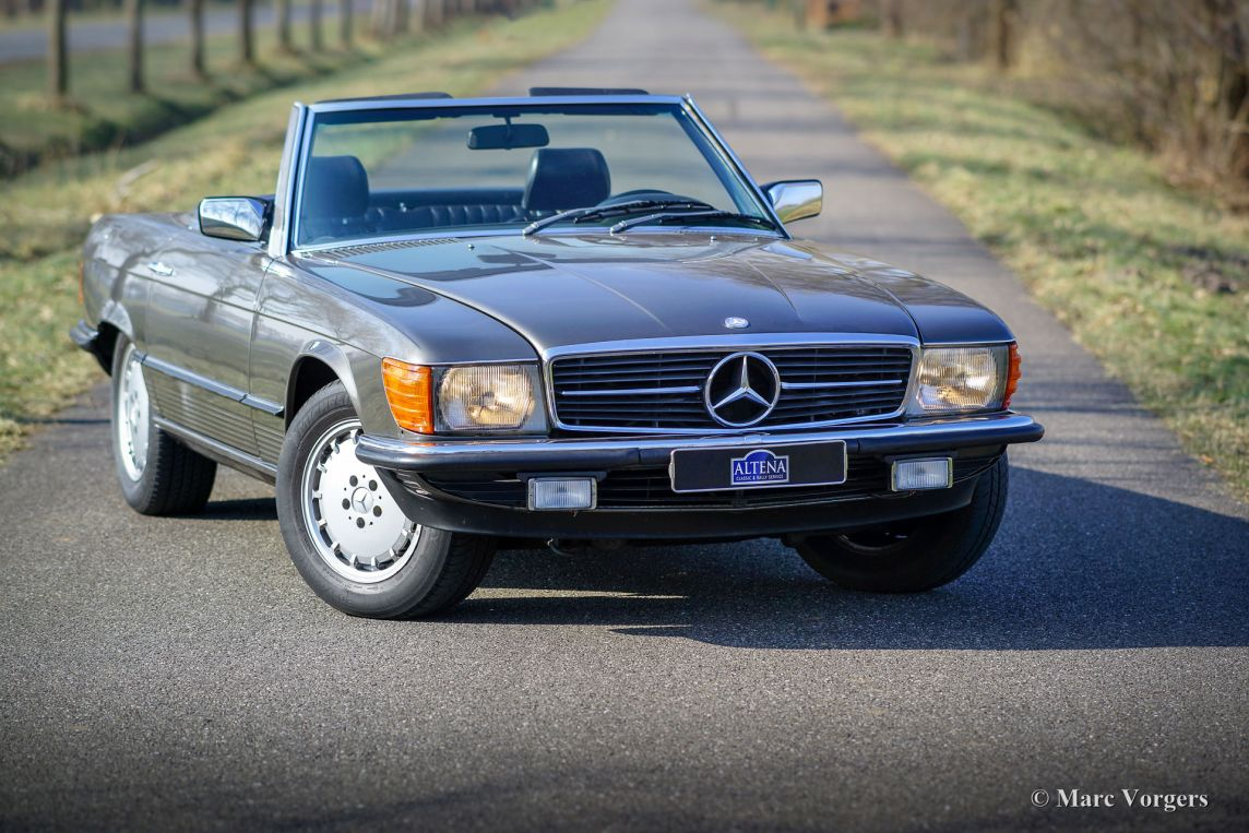 Mercedes benz 500 sl 1983 welcome to classicargarage for Mercedes benz r 500
