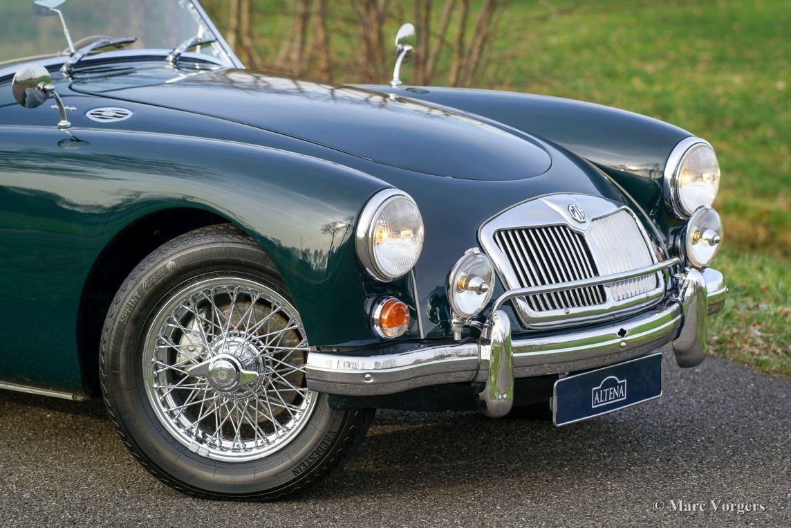 MG MGA 1600 roadster, 1960 - Welcome to ClassiCarGarage