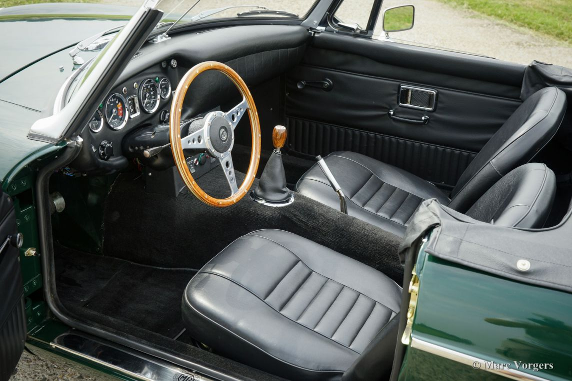 MG MGB roadster, 1973 - Welcome to ClassiCarGarage