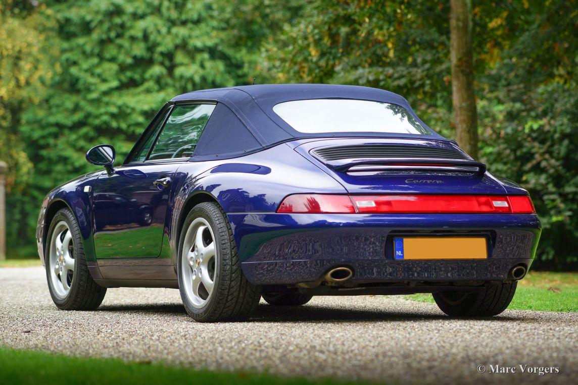 porsche 911 993 carrera cabrio 1994 welcome to. Black Bedroom Furniture Sets. Home Design Ideas