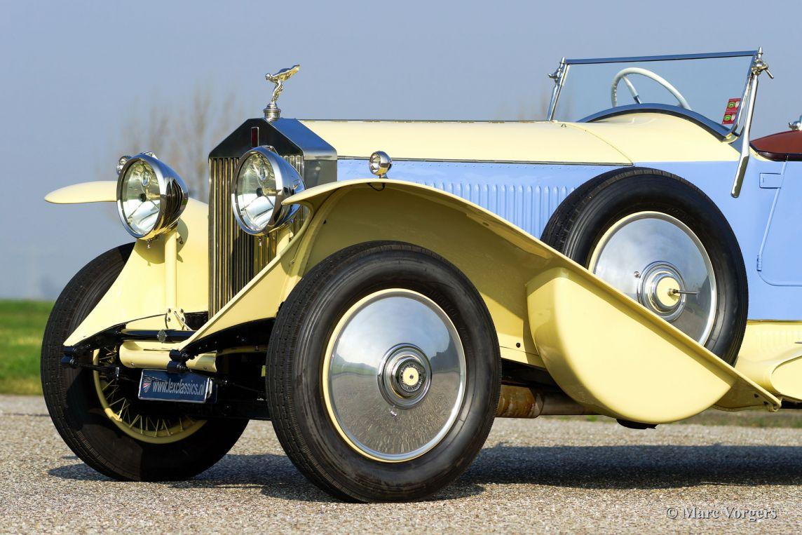 Rolls Royce Phantom Ii 1929 Welcome To Classicargarage