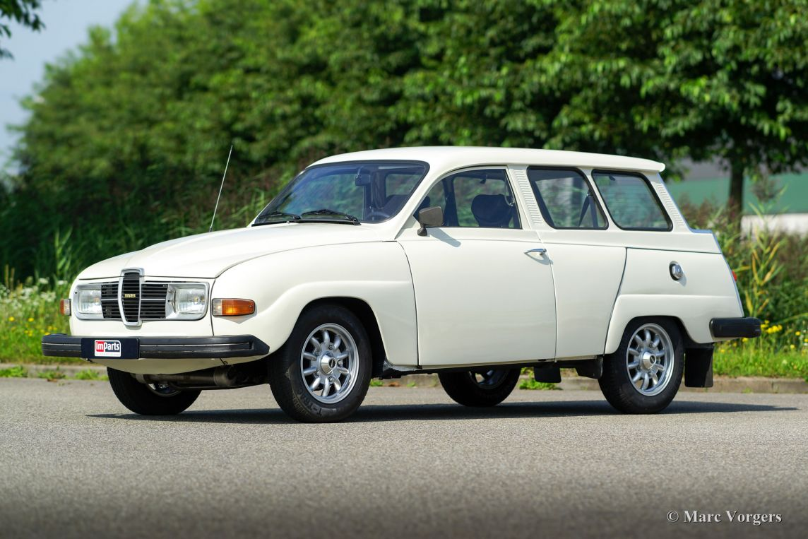 Saab 95 Estate 1977 Welcome To Classicargarage
