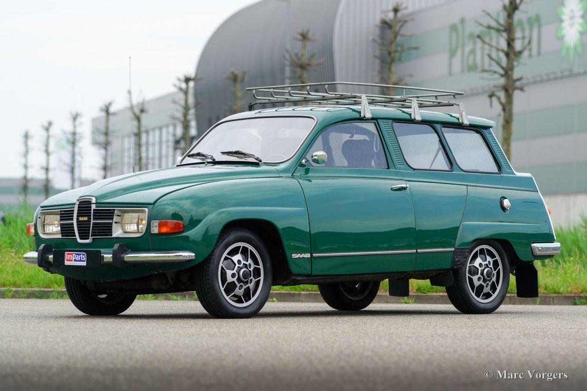 Saab For Sale >> Saab 95 V4 Station Wagon, 1975 - Welcome to ClassiCarGarage