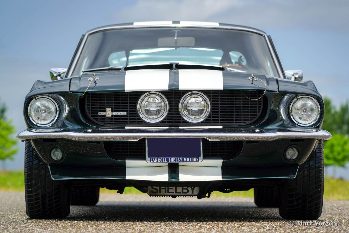 Ford Mustang Shelby Gt 500 1967 Welcome To Classicargarage