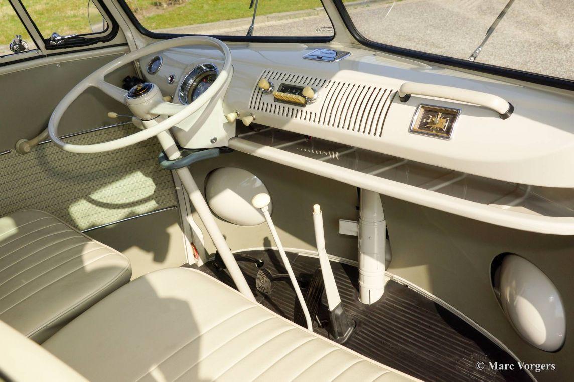 Volkswagen T1 Samba Bus 1963 Welcome To Classicargarage