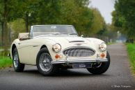 Austin Healey 3000 Mk III ph 2, 1965
