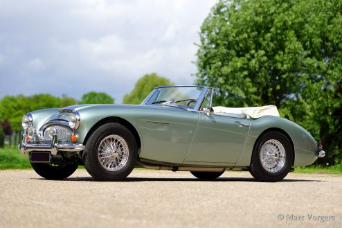 Austin Healey 3000 Mk III ph 1, 1964