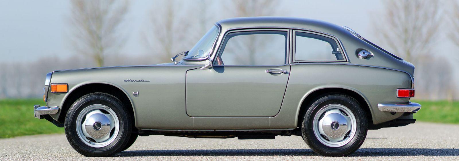 honda s800 coupe 1969 classicargarage fr. Black Bedroom Furniture Sets. Home Design Ideas