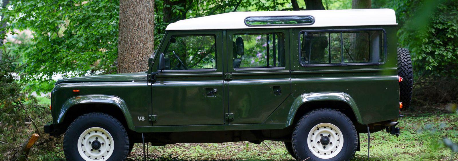 Land Rover Defender 110 V8 Lwb 1985 Welcome To
