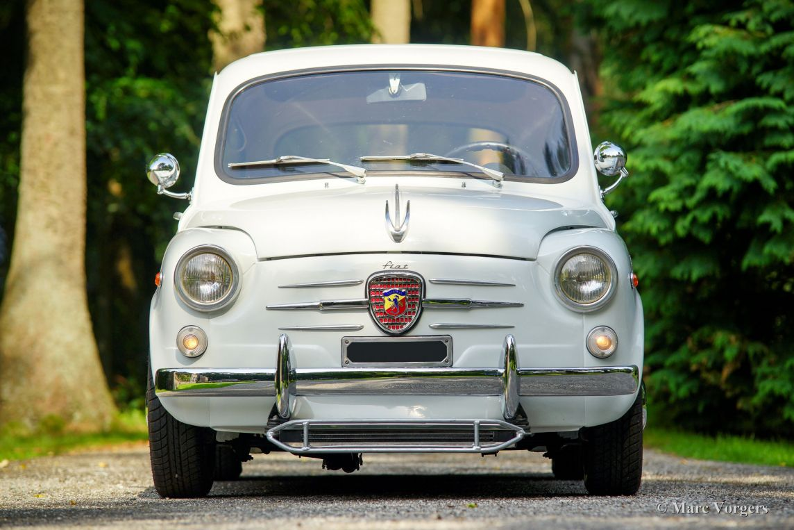 Abarth Tc F on Fiat 600 Abarth