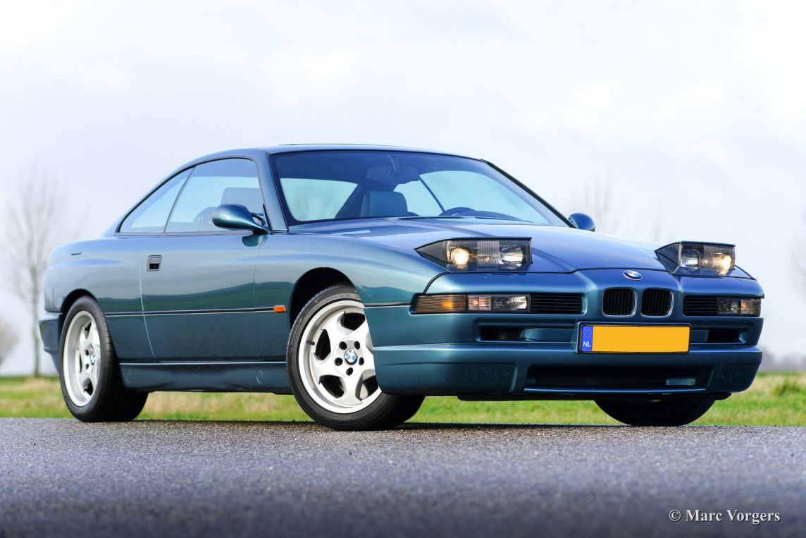 Bmw 850 csi 1995 welcome to classicargarage for Garage bmw 57 thionville
