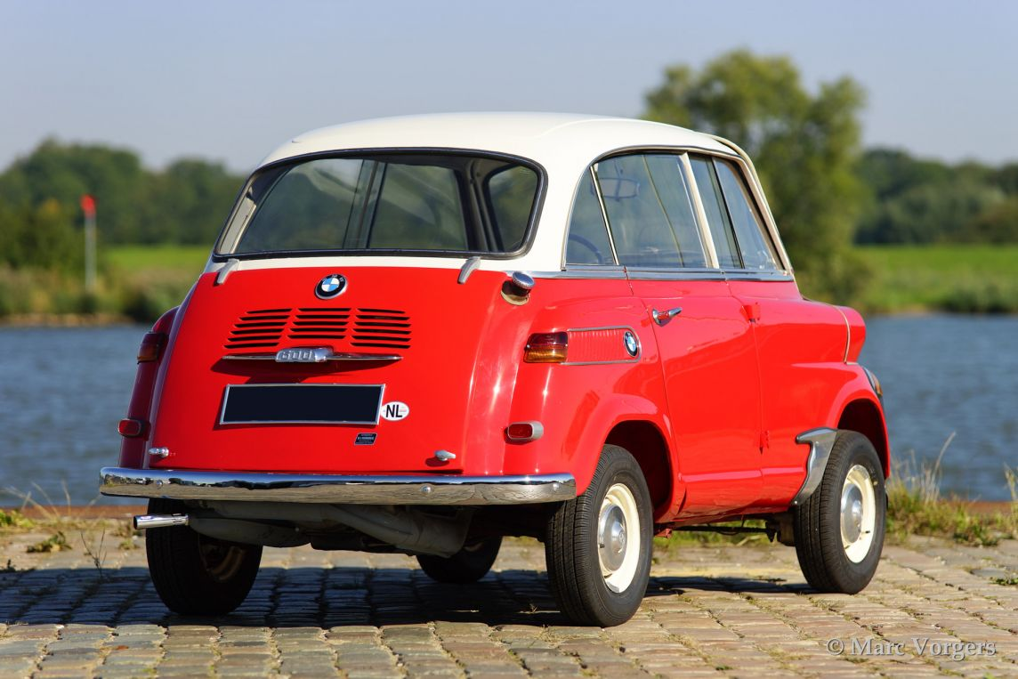 Bmw 600 1958 Welcome To Classicargarage